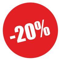 20 Prozent